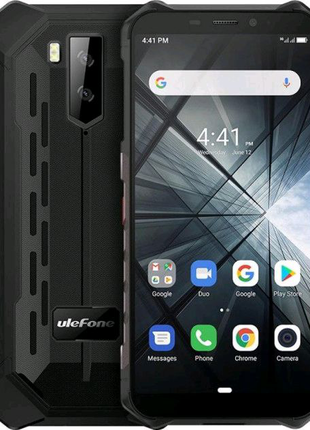 Смартфон Ulefone Armor X3 2/32GB Black