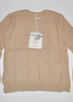 To be too. италия. свитер, джемпер, свитшот девочке 42 размер.