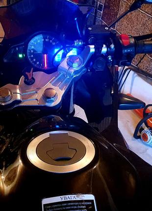 Продам мотоцикл LIFAN KPR 200