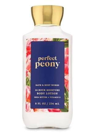 Лосьон bath&body works perfect peony