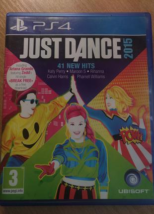 Диск Just Dance 2015 Playstation 4 (PS4)