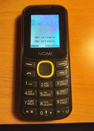Мобильный телефон Nomi i184 на 2 SIM + 4GB SD карта