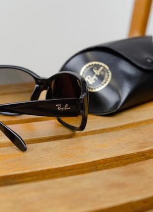 Ray ban оригинальные итальянские солнцезащитные очки с чехлом ...