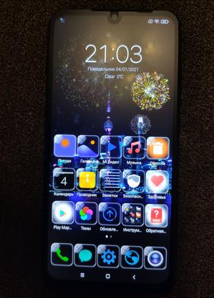Xiaomi redmi note 7 4/64 miui 12.5