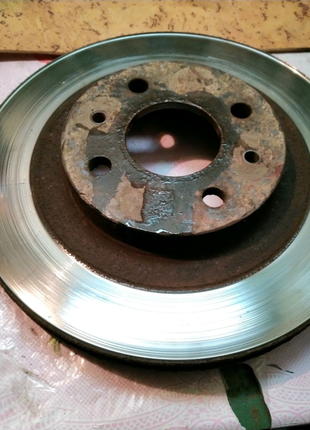 Тормозные диски ваз 2110, 2112, 2170