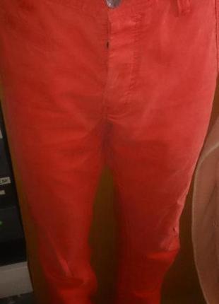 Стильні червоні джинси soho ny s ід стан 100%котон