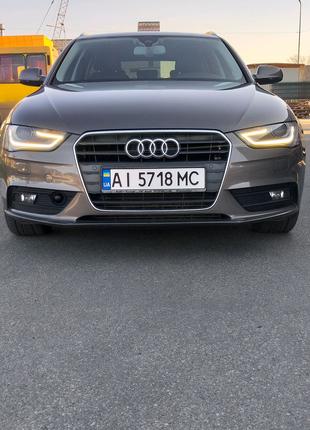 Audi A4 2014года