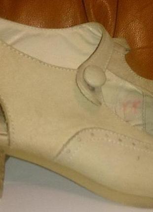 Стильні бежеві босоніжки shoe collection р38 шкіра