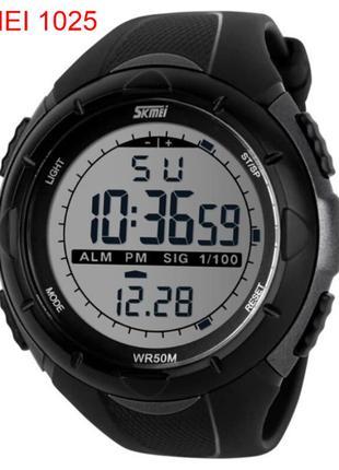ОРИГИНАЛ Часы спортивные Skmei 1025 Titanium Skmei 1068 Grey B...