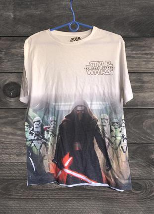 Мужская футболка star wars, (р. s)