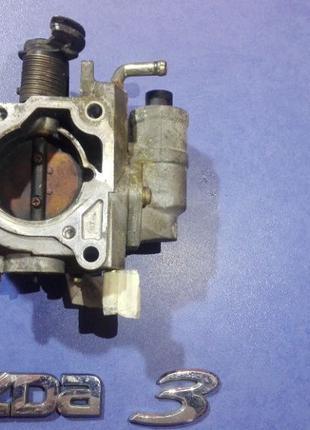 Mazda 3bk дроссельная заслонка 1,6 бензин