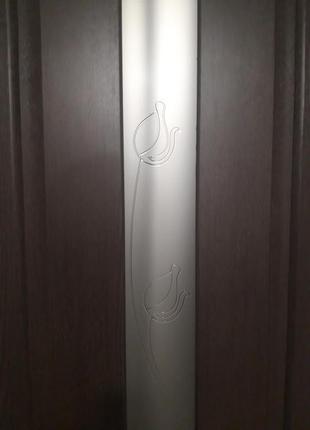 Дверное полотно б/у