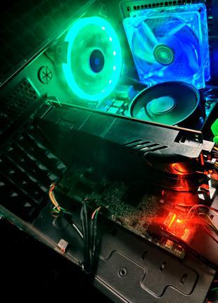 Игровой компьютер I3 - 2120 + GTX 750 Ti + 500 HDD + 8GB DDR3