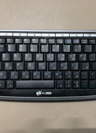 Беспроводная мини клавиатура mc saite wireless keyboard 2392RF