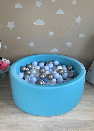 Сухой бассейн для деток,2021 с шариками