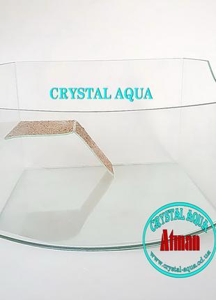 Овальный Аквариум для Черепах ОЧ-45