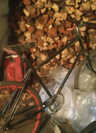 Велосипед Украйіна ще одна рама в податок
