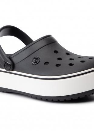 Кроксы Crocs Crocband Platform