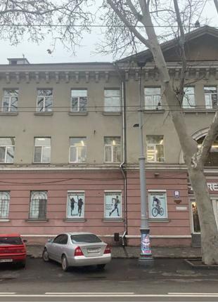 Аренда фасадного помещения в центре Одессы