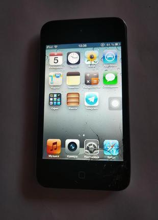 Плеер Apple Ipod 4 8 Gb №2