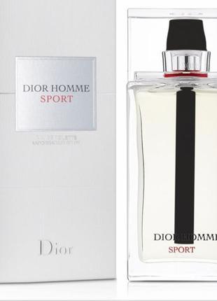 Мужская туалетная вода Christian Dior Sport Homme 100мл (Кристиан
