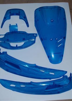 Комплект пластика на скутер Honda Dio AF28