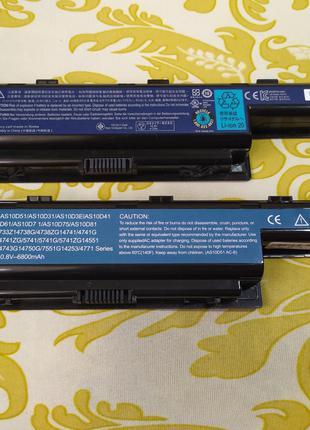 Аккумуляторная батарея Acer для ноутбука