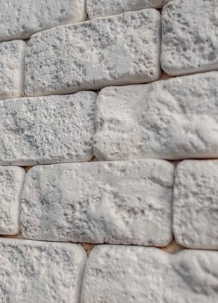 Декоративная гипсовая плитка, камень гипсовый, кирпич из гипса