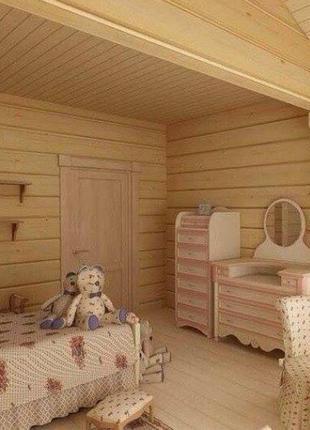 Вагонка дерев'яна , Блок-Хаус, Дошка підлогова, Плінтус, Доска...