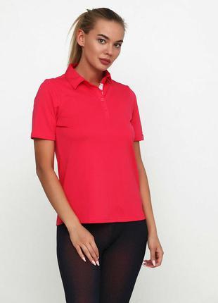 Функциональная спортивная футболка-поло женская crivit Crivit Spo