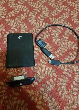 Жесткий диск 500 или 1000 gb + карман