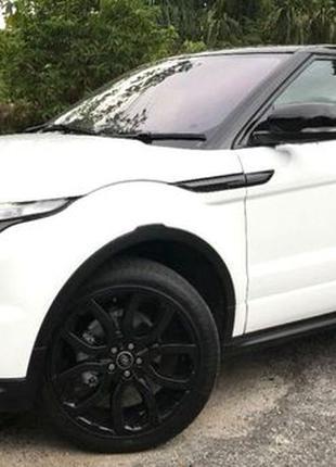 241 Внедорожник Range Rover Evoque white 2013 аренда