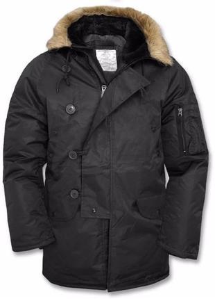 Зимняя куртка парка N3B Аляска Германия