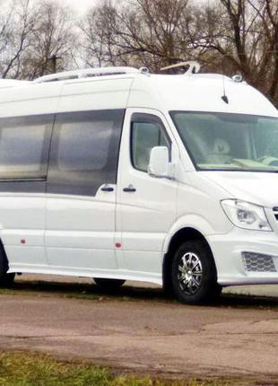 302 Микроавтобус Mercedes Sprinter VIP 2018 аренда