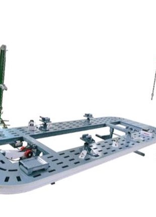 Платформенный стапель для рихтовки автомобилей SNG