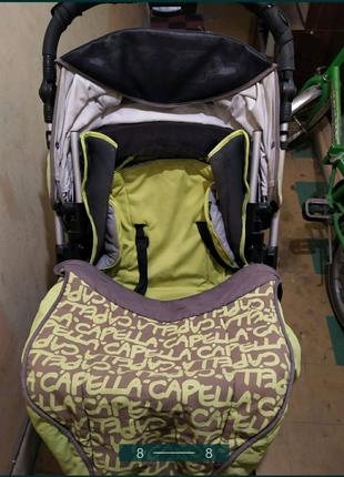 Коляска Capella 3 в 1