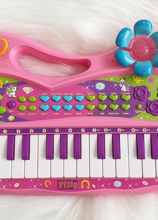 Синтезатор filly пианино