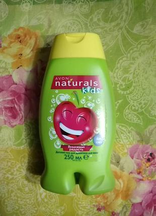 """Детский гель для душа / пена для ванн """"вишневая радость"""" avon ..."""