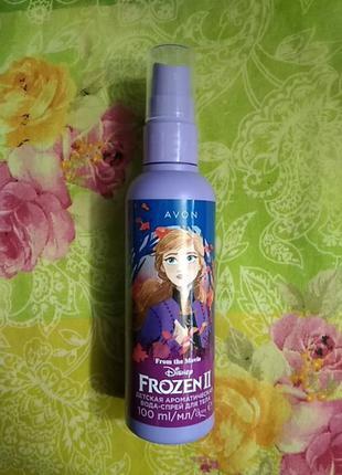 Детская ароматическая вода - спрей для тела avon from  the mov...