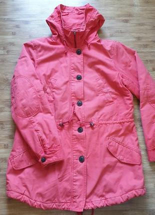 Куртка парка woman p.50. большой размер.