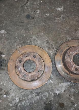 Тормозные диски Форд сиера