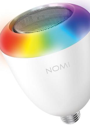 Умная лампа колонка NOMI LTW311 Wi-Fi беспроводная