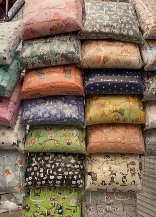 Набор детскогопостельного белья 9 предметов, Бортики в кроватку