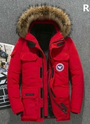 Canada Goose Парка/Пуховик/Пальто/Куртка Копия.