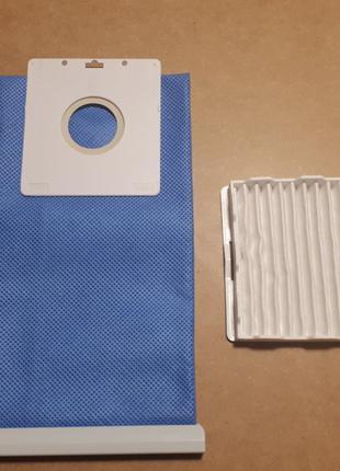 Комплект мешок и фильтр для пылесоса Samsung VP-77 DJ69-00420B,