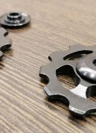 Алюминиевая звездочка ролик заднего переключателя на промподшипни