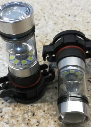 авто led лампа PY24W