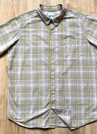 Мужская рубашка columbia xl