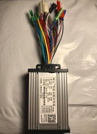 Контроллер Универсальный 36v/48v 350w (синусный) плавный старт