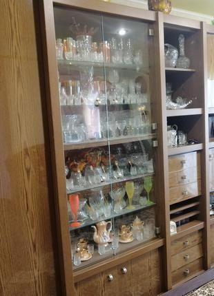 Продам стенку (мебельный гарнитур) в гостинную (Германия)